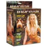 Magic Flesh Wild Cat szexbaba realisztikus hüvellyel