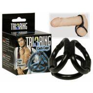 Hármas pénisz gyűrű.