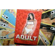 Szexi lányos francia kártya