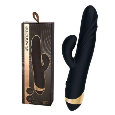 Waname luxus vibrátor klitorisz izgatóval