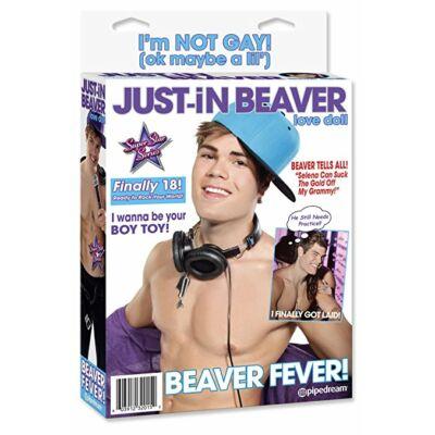 Just In Beaver szexbaba