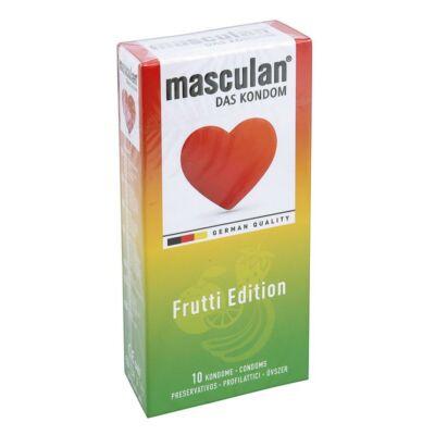 Masculan Frutti Edition gumióvszer