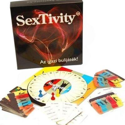 SexTivity társasjáték